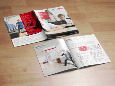 Fujitsu Education brochure